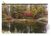 Fall Reflection And Colors Carry-all Pouch