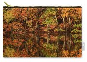 Fall Reflections Carry-all Pouch by Karol Livote