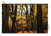 Fall Scene In Bidwell Park Carry-all Pouch