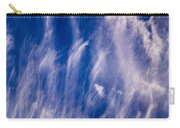 Fall Streak Clouds  Carry-all Pouch