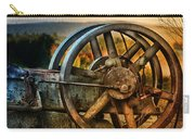 Fall Through The Wheels Carry-all Pouch