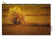 Fall Tree And Field #2 Carry-all Pouch