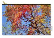 Fall Trees 2 Of Wnc Carry-all Pouch