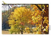 Fall Trees 4 Of Wnc Carry-all Pouch