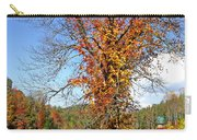 Fall Trees 5 Of Wnc Carry-all Pouch