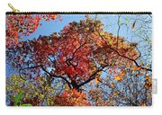 Fall Trees Of Wnc Carry-all Pouch