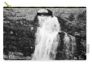 Waterfall Under The Bridge Carry-all Pouch