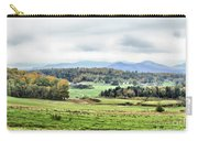 Fall Vermont Landscape Carry-all Pouch