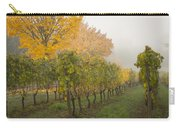 Fall Vineyard Colors Carry-all Pouch