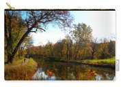 Fall Water Reflections Carry-all Pouch