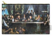 Fallen Last Supper Bad Guys Carry-all Pouch