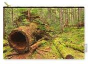 Fallen Rainforest Giant Carry-all Pouch