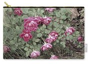 Fallin' Roses Carry-all Pouch