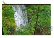 Falling Foss Waterfall In North York Moors National Park Carry-all Pouch