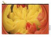 Falling Into A Flower Carry-all Pouch