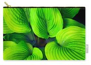Falling Into Green Carry-all Pouch