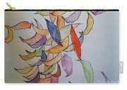 Falling Into Place Carry-all Pouch by Sherry Harradence