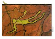Falling Man Rock Art Carry-all Pouch