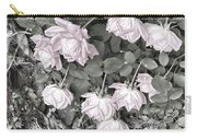 Falling Roses Carry-all Pouch
