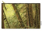 Falling Trees In The Rainforest Carry-all Pouch