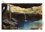 Falling Water View Carry-all Pouch