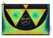 Fallout Shelter Abstract 2 Carry-all Pouch