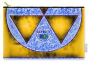 Fallout Shelter Abstract 4 Carry-all Pouch