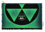 Fallout Shelter Wall 1 Carry-all Pouch