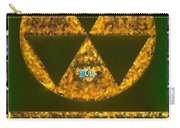 Fallout Shelter Wall 9 Carry-all Pouch