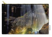 Falls And Rainbow Carry-all Pouch