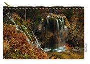 Falls At Hanging Lake Carry-all Pouch