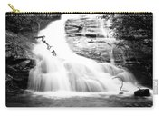 Falls Branch Falls Carry-all Pouch by Valeria Donaldson