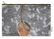 Fall's Fallen Meets Spring Sunshine Carry-all Pouch