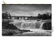 Falls Of The Big Sioux Carry-all Pouch