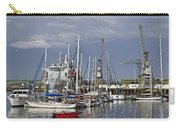 Falmouth Harbour And Docks Carry-all Pouch