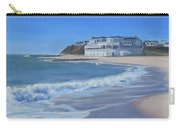 Falmouth Heights Beach Cape Cod Carry-all Pouch