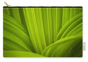 False Hellebore Abstract Carry-all Pouch