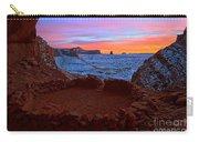 False Kiva Sunset Carry-all Pouch