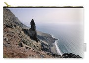 Famara Cliffs On Lanzarote Carry-all Pouch