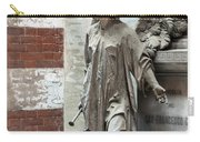 Famiglia Cavaliere Del Francesco Canti Memorial Marker Carry-all Pouch