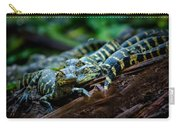Baby Alligator Selfie Carry-all Pouch