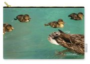 Family Flotilla 2 Carry-all Pouch