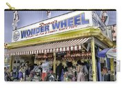 Family Fun - Coney Island - Brooklyn - New York Carry-all Pouch