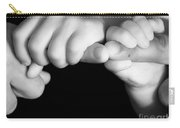 Family Hands  Carry-all Pouch