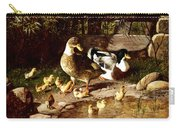Family Of Ducks Carry-all Pouch