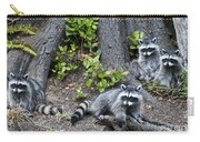 Family Portait Carry-all Pouch