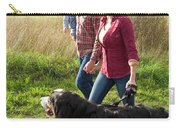 Family Portraits Carry-all Pouch