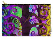Family Struggle 2 Carry-all Pouch by Angelina Vick