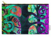 Family Struggle 3 Carry-all Pouch by Angelina Vick