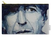 Famous Blue Raincoat Carry-all Pouch by Paul Lovering